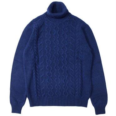 "ANDREA FENZI(アンドレア フェンツィ)""Turtle knit"""