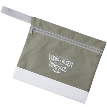 """YOUNG&OLSEN The DRYGOODS STORE(ヤング&オルセン ドライグッズ ストア)""""OUTDOOR CLASSIC POUCH L"""""""