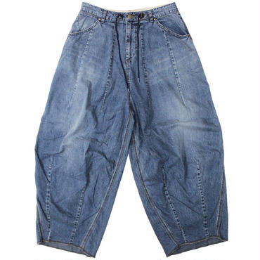 "Ladies' /NEEDLES WOMAN(ニードルス ウーマン)""H.D. Pant - Painter / 10oz Denim / Vintage"""