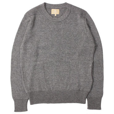"Ladies' /Nigel Cabourn WOMAN(ナイジェルケーボン ウーマン)""CREW NECK[YAK WOOL/COTTON]"""