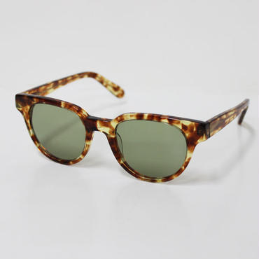 "Han Kjøbenhavn(ハンコペンハーゲン)""STATE Sunglasses(GREEN)"" TIGER"