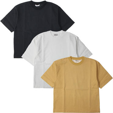 "Ladies' /AURALEE(レディース オーラリー)""STAND UP TEE"""