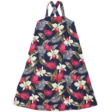 "Ladies' /ENGINEERED GARMENTS(レディース エンジニアード ガーメンツ)""Cross Back Dress - Hawaiian Floral Java Cloth"""