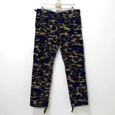 Carhartt(カーハート)- Aviation Pant -Camo/Blue