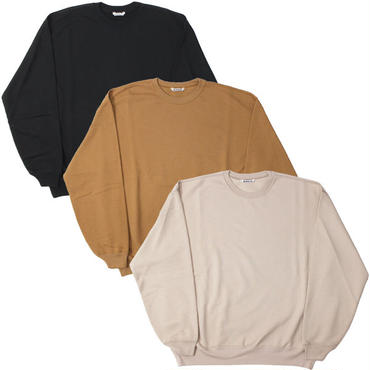 "Ladies /AURALEE(レディース オーラリー)""SUPER SOFT HEAVY SWEAT P/O"""