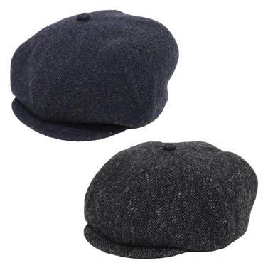 "Nigel Cabourn(ナイジェルケーボン)""HUNTING CAP [WASHABLE WOOL]"""