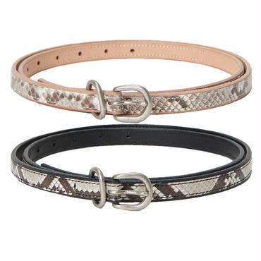 """Hender Scheme(エンダースキーマ)""""python tail belt"""""""