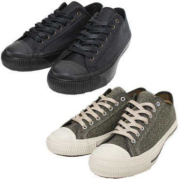 "Nigel Cabourn(ナイジェルケーボン)""ARMY TRAINERS [SOLID/ARMY] LOW TOP"""