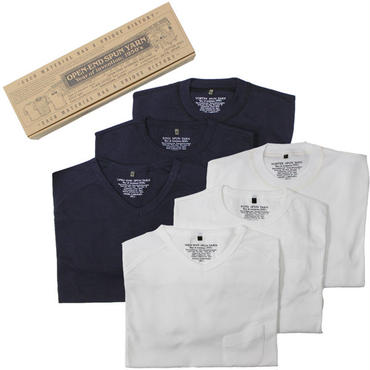 "Nigel Cabourn(ナイジェルケーボン)""3-PACK GYM TEES"""