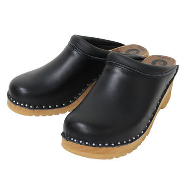 "Ladies'/Troentorp(トロエントープ)""Swedish Clog - Plain Toe / Smooth"""