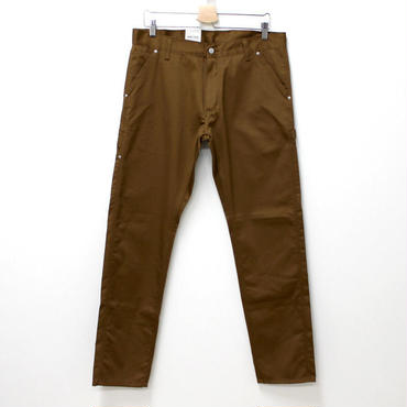 Carhartt(カーハート)- LINCOLN SINGLE KNEE PANT -HAMILTON BROWN
