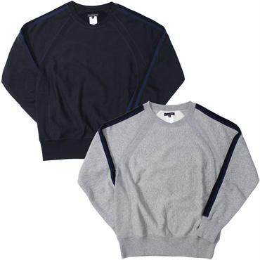 "Engineered Garments(エンジニアード ガーメンツ)""Crew Neck Sweat - CP Fleece"""