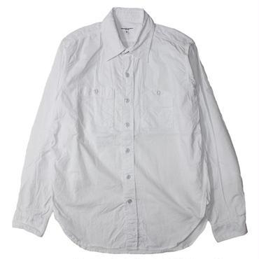 "Engineered Garments(エンジニアードガーメンツ)""Work Shirt - Cotton Kona"""