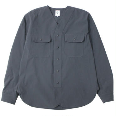 "South2 West8(サウスツーウエストエイト)""Scouting Shirt - Poly Elastic Taffeta"""
