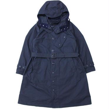 "Engineered Garments(エンジニアードガーメンツ)""Riding Coat - Nyco Ripstop"""