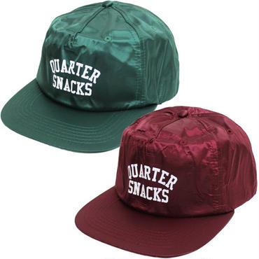 "QUARTERSNACKS(クォータースナックス)""ARCH LOGO CAP"""