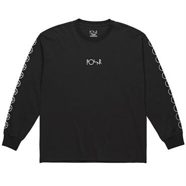 "POLAR SKATE CO.(ポーラー スケート カンパニー)""RACING LONGSLEEVE"""