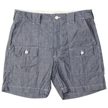 "Engineered Garments(エンジニアードガーメンツ)""Ranger Short - Cone Chambray"""