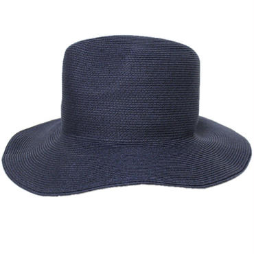 "KIJIMA TAKAYUKI(キジマ タカユキ)""PAPER BRAID WIDE BRIM HAT""No.161106"