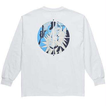"""POLAR SKATE CO.(ポーラー スケート カンパニー)""""69 Fill Logo Longsleeve"""""""