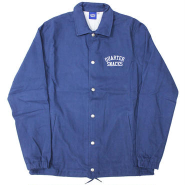 "QUARTERSNACKS(クォータースナックス)""Canvas Coach Jacket"""