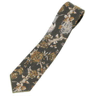 "Engineered Garments(エンジニアード ガーメンツ)""Neck Tie - Hummingbird Jacquard"""
