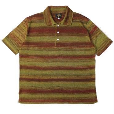 "NEEDLES(ニードルス)""Polo Sweater - Splashed Pattern"""