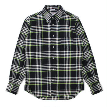 INDIVIDUALIZED SHIRTS(インディビジュアライズドシャツ)-1869 FLANNEL CHECK standard fit -050EBP