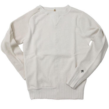 "Ladies' /Nigel Cabourn WOMAN(ナイジェルケーボン ウーマン)""ARMY CREW JERSEY MIX"""