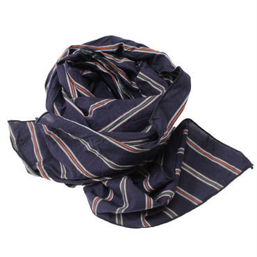 "Engineered Garments(エンジニアード ガーメンツ)""Long Scarf - Regimental St."""
