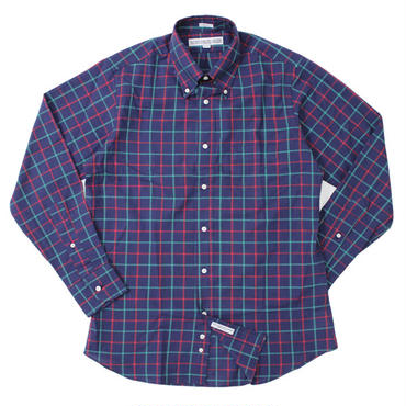 INDIVIDUALIZED SHIRT(インディビジュアライズドシャツ)1911 CHECK STANDARD FIT /M69NBP