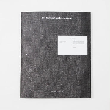 "NEPHENTHES(ネペンテス)""THE GARMENT DISTRICT JOURNAL #2"""