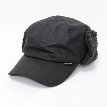 "Barbour(バブアー)""TYNE TRAPPER WAX""BLACK"