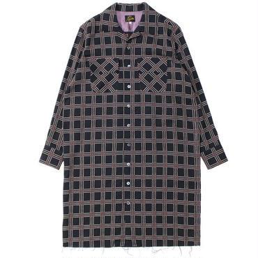 """Ladies' /NEEDLES WOMAN(ニードルス ウーマン)""""Classic Shirt Dress - C/R Dobby Plaid"""""""