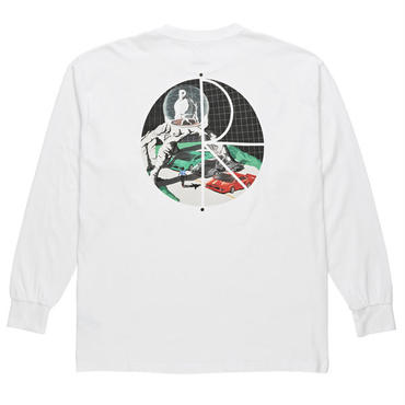"""POLAR SKATE CO.(ポーラー スケート カンパニー)""""Lambo Life Fill Logo Longsleeve Tee"""""""