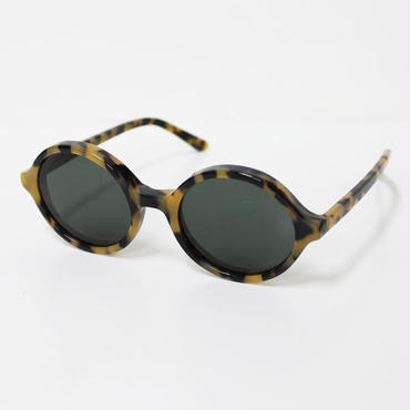 "Han Kjøbenhavn(ハンコペンハーゲン)""DOC Sunglasses(GREEN)""ARMY"