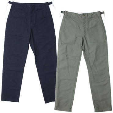 "ENGINEERED GARMENTS(エンジニアード ガーメンツ)""Fatigue Pant - Cotton Double Cloth"""