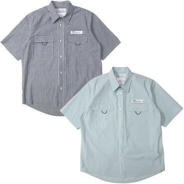 """【オンライン 3/23(土)12時発売】DAIRIKU(ダイリク)""""Half-Sleeve Fisherman Shirt"""""""