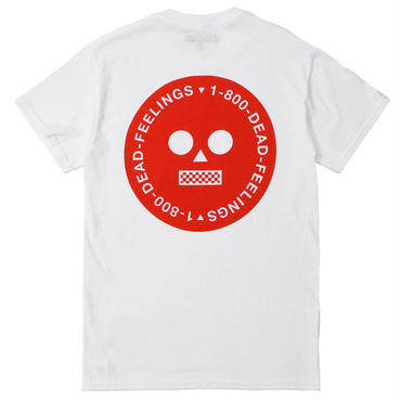 "Dead Feelings(デッドフィーリング)""Printed T-shirt - Dead Feelings Logo"""