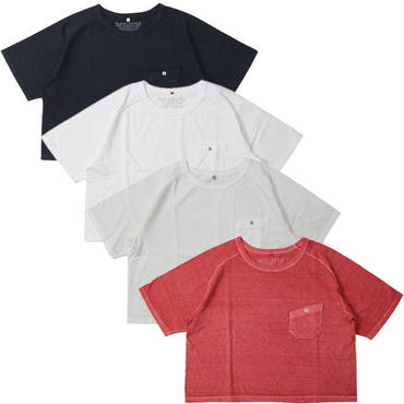"Ladies'/Nigel Cabourn WOMAN(ナイジェルケーボン ウーマン)""FREEDOM SLEEVE BIG T-SHIRT"""
