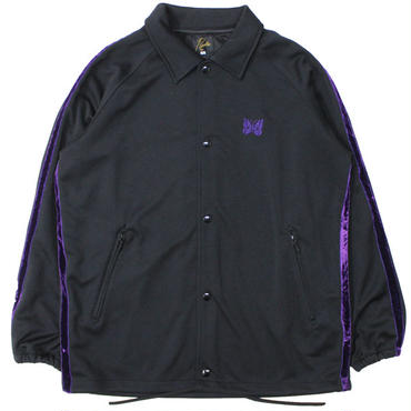 "NEEDLES(ニードルス)""Side Line Coach Jacket - Poly Smooth"""