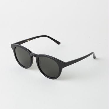 """Han KjøbenhavnHan(ハンコペンハーゲン)""""TIMELESS Sunglasses(GREEN)""""BLACK【再入荷】"""