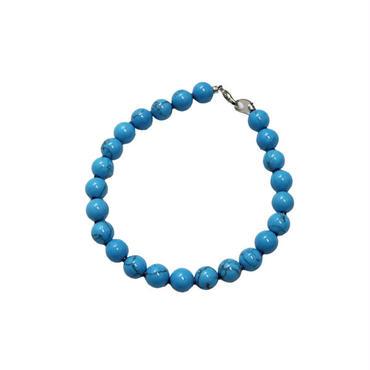 """NEEDLES(ニードルス)""""Bracelet - Turquoise"""""""