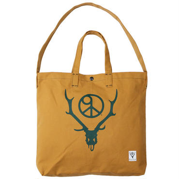 "South2 West8 (サウスツーウエストエイト)""Grocery Bag - 9 Piece & Deer Skull"""