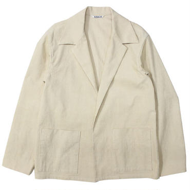 "AURALEE(オーラリー)""HEMP CORDUROY SHIRTS JACKET"""