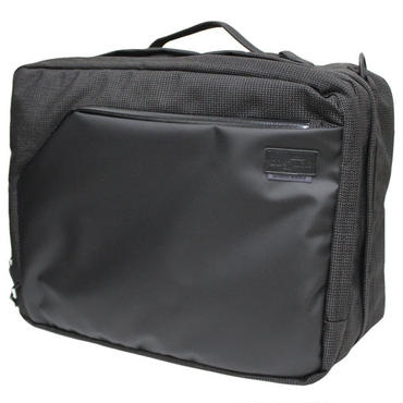 "bagjack(バッグジャック)""NXL 3way traveller SOC S size [PUC nylon×Grid-cordura]"""