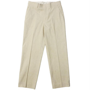 "AURALEE(オーラリー)""HEMP CORDUROY SLACKS"""