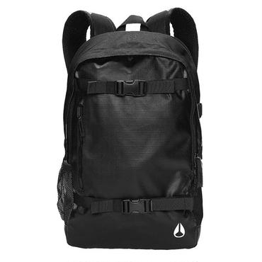 "NIXON(ニクソン)""SMITHⅡ BACKPACK"" Black【再入荷】"