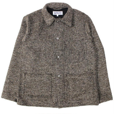 "Engineered Garments WORKADAY(エンジニアード ガーメンツ ワーカーデイ)""Utility Jacket - Tri Blend Wool Tweed"""