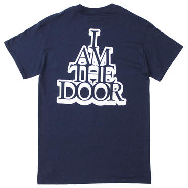 "Dead Feelings(デッドフィーリング)""Printed T-shirt - The Door"""